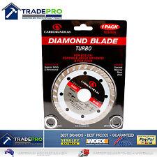 Diamond Cutting Wheel 105mm PRO® Turbo Ultra Thin Angle Grinder Tile Saw Blade