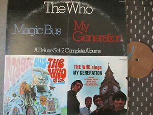 The Who  Doppel Lp