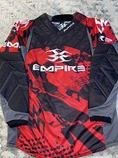 Empire Paintball Padded Shirt Sz Medium