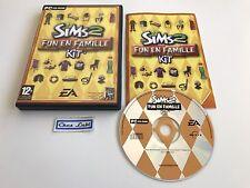 Les Sims 2 Kit Fun En Famille - PC - FR - Avec Notice