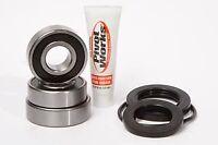 Pivot Works Rear Wheel Bearing Kit for Kawasaki Mule 2020 1990