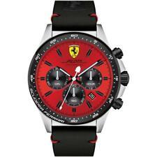 Orologio Sportivo da Uomo Scuderia Ferrari Ufficiale FER0830387 Cinturino Gomma