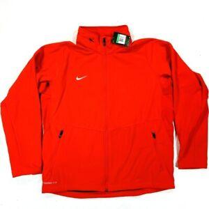 Nike Sphere Hybrid Jacket Therma-Fit Red MEN'S Sz XL 658084-657 MSRP $145