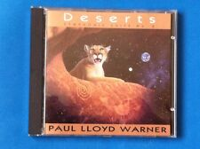 Deserts, Symphonic Suite No. 2 by Paul Lloyd Warner, CD Album 1992, MPI Records