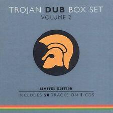 Trojan Box Set: Dub, Vol. 2 Various 3 CD, 2002, Trojan still sealed w/hype NEW