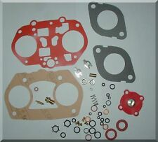 DELLORTO 36/40/45/48 DRLA TURBO CARBURETOR REBUILD KIT WITH SUPPLEMENT