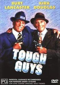 Tough Guys DVD Kirk Douglas Burt Lancaster New and Sealed Australia