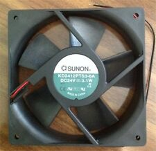 AXIAL FAN, 24Vdc SLIMLINE 120X120X25mm, SUNON RS BRANDED, NEW BOXED