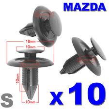 MAZDA Trim panel Clip Fascia RIVESTIMENTO COPERTURA PILASTRO Interni in Plastica 6mm