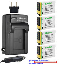 Kastar Battery AC Charger for Genuine Kodak KLIC-7003 K7003 Battery & Charger