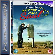 BETTER CALL SAUL - COMPLETE SEASON 1  *BRAND NEW DVD****