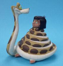 Figurine Le livre de la jungle Mowgli et Kaa 11 cm neuf disney