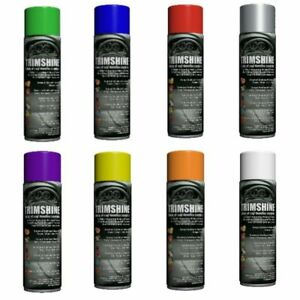 Scented Trimshine Dashboard, Cockpit, Rubber, Plastic and Vinyl Cleaner for Cars