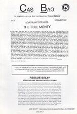 Scottish Mountain Rescue Service Journal - December 1997
