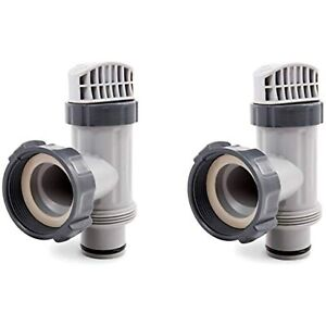 2-PACK~Intex Replacement Plunger Valve New Style Plunging Assembly10747~DISCOUNT