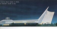 1965 GM Advertising Mailer from the Futurama Exhibit New York World's Fair