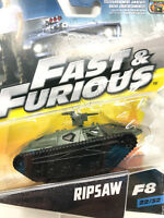 Fast & Furious Die-Cast  Vehicle - RIPSAW - Mattel FCF57 Set 22/32
