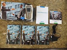Nokia 6100 nuevo con original parte. oro plata mercedes w212 w221 w207 w204 w211
