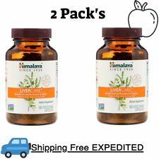 2 Pack's Himalaya, Liver Care, 180 Vegetarian Capsules