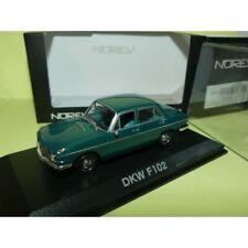 DKW F102 Vert NOREV 1:43