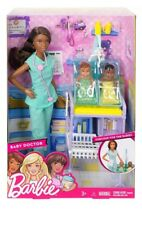 Barbie Careers Black African American Baby Doctor Barbie Doll Fashionista