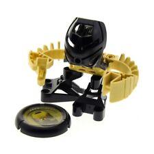 1 x Lego Bionicle Figurine for Set Model Bionicle Tohunga Beige Mask Ruru Black