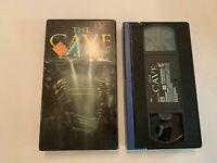 2005 The Cave VHS Video Tape Cole Hauser