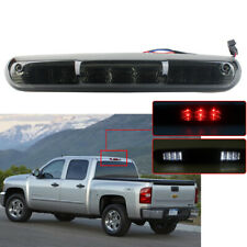 Smoke LED 3RD Brake Light For 07-13 Chevy Silverado GMC Sierra 1500 2500 3500