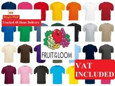 Fruit of the Loom Other Top Short Sleeve T-Shirts, Tops & Shirts (2-16 Years) for Boys