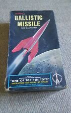 Vintage Alpha-1 Ballistic Missile Rocket Launcher Scientific Product Company