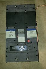 NEW GE SKDA36AN1200 3 POLE 1200A 600V MOLDED CASE SWITCH BREAKER W/AUXILIARY SW