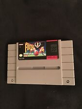 Super Play Action Football (Super Nintendo, 1992) SNES GAME ! Free shipping !