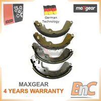 REAR BRAKE SHOE SET MITSUBISHI MAXGEAR OEM MB668226 190315 GENUINE HEAVY DUTY