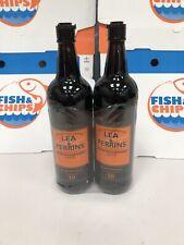 Lea & Perrins Worcestershire Sauce - 2 x 568ml Large Bottle