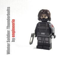 LEGO Custom - Winter Soldier Thunderbolts - Marvel Super heroes mini figure