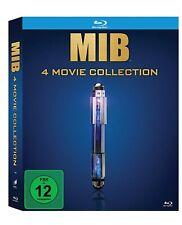 Men in Black 1-4 Limitierte Blu-ray Box NEU