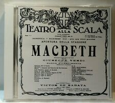 Verdi: Macbeth (Canale Records) (cd6597)