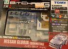 Tomica Tomy Bitchar-G Nissan Gloria Gunmetal Micro RC