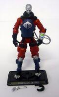 GI JOE DESTRO 25th Anniversary Action Figure COMPLETE C9+ v22 2009
