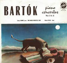 CLASSICAL LP BARTOK PIANO CONCERTOS GYORGY SANDOR MICHAEL GIELEN
