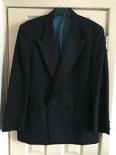 "Marks And Spencer Blazer Black Suit Jacket 40"" Formal Business Party"