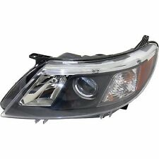 SAAB 9-3 2008-2011 LH Headlight Driver Side Halogen Aero 12843638 NEW Genuine