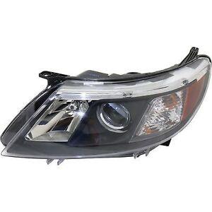 SAAB 9-3 2008-2011 LH Headlight Driver Side Halogen Aero 12843638 NEW Genuine