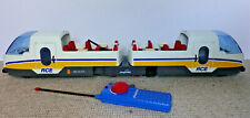 Playmobil RC Train 4011 (incomplete set) includes an additional 2nd engine