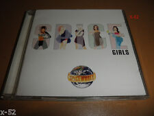 SPICE GIRLS cd SPICEWORLD made in holland TOO MUCH stop VIVA FOREVER up ur life