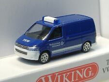 Wiking VW T5 THW, GP Kastenwagen  - 938 03 - 1/160
