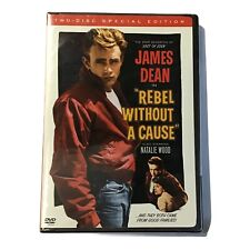 Rebel Without a Cause [2 Discs] DVD New James Dean  1955 Special Edition