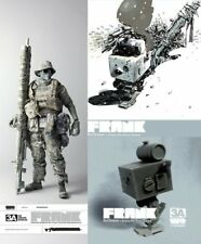 3A THREEA ASHLEY WOOD 1/6 FIGURE FRANK & SLIPPY SQUARE BOT SNIPER WWR 3AA