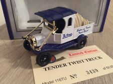 Oxford Diecast Krogers Tender Twist Truck Ford Model T Van 116TU Limited