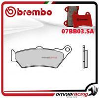 Brembo SA pastillas freno sinterizado frente para KTM 950 LC8 Adventure/S 2003>